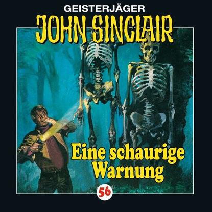 Jason Dark John Sinclair, Folge 56: Eine schaurige Warnung недорого