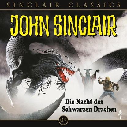 Jason Dark John Sinclair - Classics, Folge 9: Die Nacht des schwarzen Drachen jason dark john sinclair folge 70 die hexeninsel