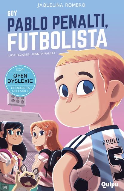 Фото - Jaquelina Romero Soy Pablo Penalti, futbolista panayotis coutsoumpos pablo corinto y el imperio romano
