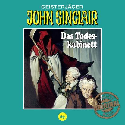 Jason Dark John Sinclair, Tonstudio Braun, Folge 89: Das Todeskabinett (Ungekürzt) jason dark john sinclair folge 2000 das höllenkreuz