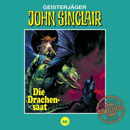 Jason Dark John Sinclair, Tonstudio Braun, Folge 65: Die Drachensaat. Teil 2 von 2 jason dark john sinclair tonstudio braun folge 17 die drohung teil 1 von 3