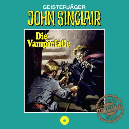Jason Dark John Sinclair, Tonstudio Braun, Folge 6: Die Vampirfalle. Teil 3 von 3 jason dark john sinclair tonstudio braun folge 17 die drohung teil 1 von 3