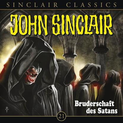 Jason Dark John Sinclair - Classics, Folge 21: Bruderschaft des Satans недорого