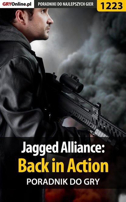 Mateusz Bartosiewicz «Boo» Jagged Alliance: Back in Action футболка pompa pompa mp002xw023z7