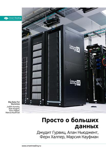 Краткое содержание книги: Просто о больших данных. Джудит Гурвиц, Алан Ньюджент, Ферн Халпер, Марсия Кауфман