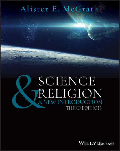 Alister E. McGrath Science & Religion группа авторов science magic and religion