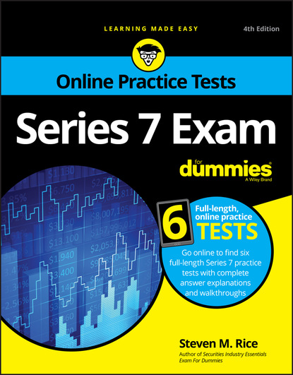 Steven M. Rice Series 7 Exam For Dummies with Online Practice Tests angela papple johnston 2020 2021 asvab for dummies with online practice