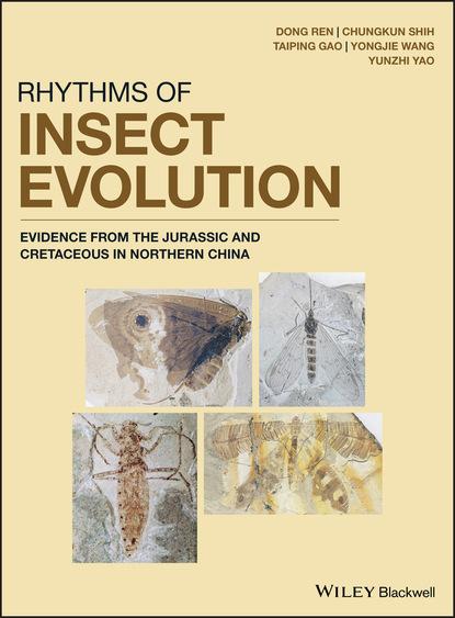 Группа авторов Rhythms of Insect Evolution недорого