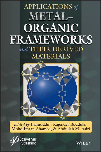 Группа авторов Applications of Metal-Organic Frameworks and Their Derived Materials группа авторов fundamentals and applications of acoustic metamaterials
