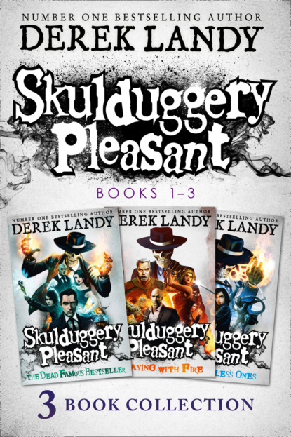 Derek Landy Skulduggery Pleasant: Books 1 – 3: The Faceless Ones Trilogy недорого