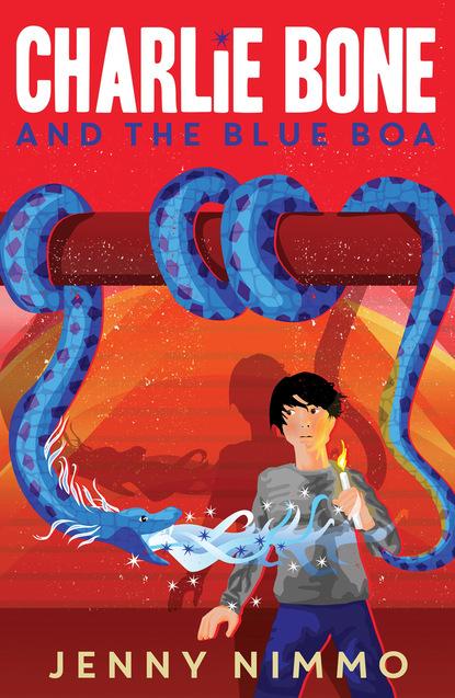 Фото - Jenny Nimmo Charlie Bone and the Blue Boa jenny nimmo charlie bone and the shadow of badlock