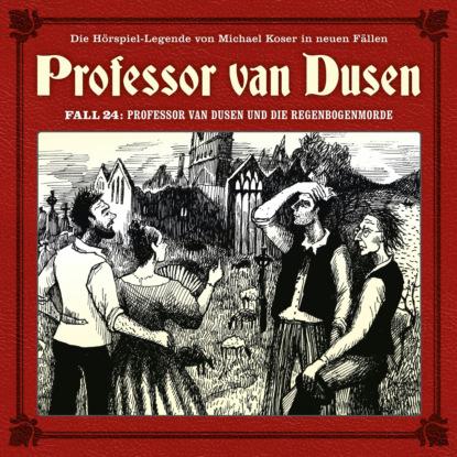 Marc Freund Professor van Dusen, Die neuen Fälle, Fall 24: Professor van Dusen und die Regenbogenmorde недорого