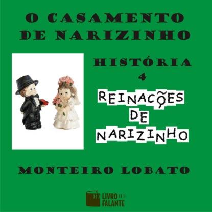 Monteiro Lobato O casamento de Narizinho (Integral) francisca fortes o sumiço de mariana integral