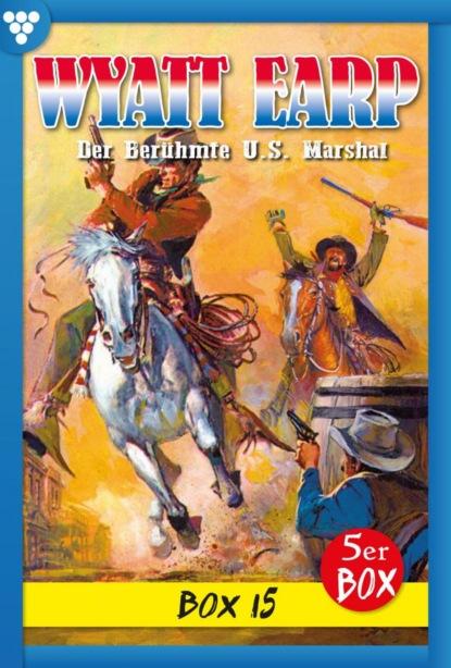 Wyatt Earp Box 15 – Western