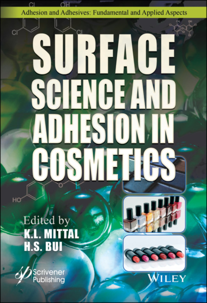 Фото - Группа авторов Surface Science and Adhesion in Cosmetics wulff possart adhesion