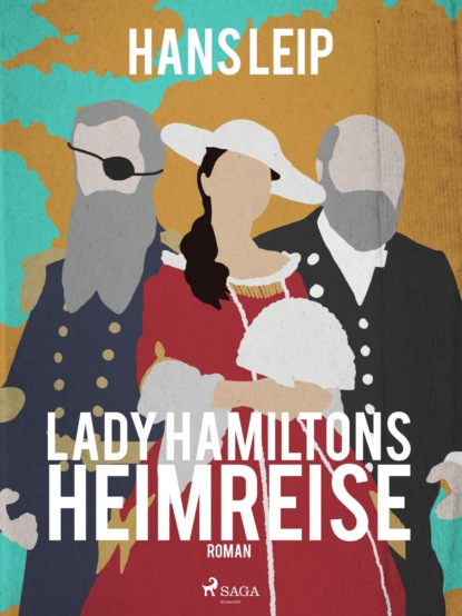 Hans Leip Lady Hamiltons Heimreise hans leip fähre vii