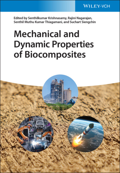 Группа авторов Mechanical and Dynamic Properties of Biocomposites недорого