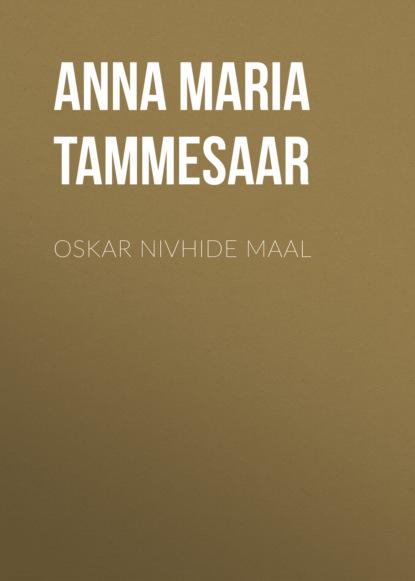 Фото - Anna Maria Tammesaar Oskar nivhide maal dieter schneider anna maria
