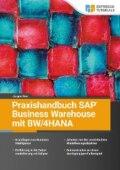 Praxishandbuch SAP Business Warehouse mit BW\/4HANA