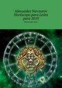 Horóscopo para Leões para2018. Horóscopo russo