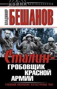 Сталин – гробовщик Красной Армии. Главный виновник Катастрофы 1941