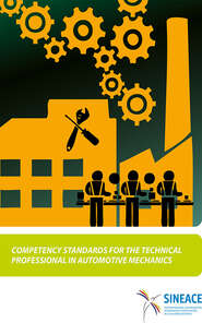 Competency standards for the technical professional in automotive mechanics