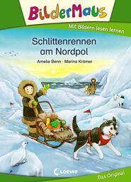 Bildermaus – Schlittenrennen am Nordpol