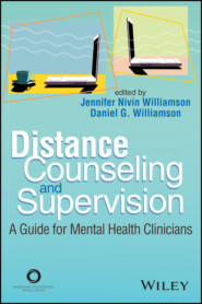 Distance Counseling and Supervision
