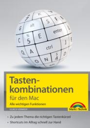 Tastenkombinationen für den Mac