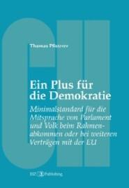 Ein Plus für die Demokratie