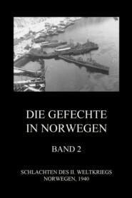 Die Gefechte in Norwegen, Band 2