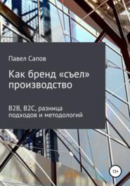 Как бренд «съел» производство: B2B, B2C, разница подходов и методологий