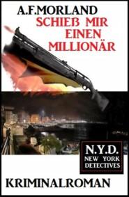 Schieß mir einen Millionär: N.Y.D. - New York Detectives