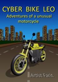 Cyber BikeLeo. Adventures ofanunusual motorcycle