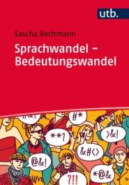 Sprachwandel - Bedeutungswandel
