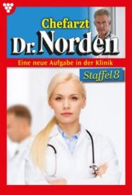 Chefarzt Dr. Norden Staffel 8 – Arztroman