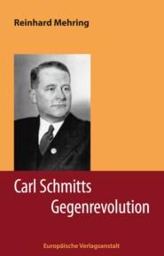 Carl Schmitts Gegenrevolution