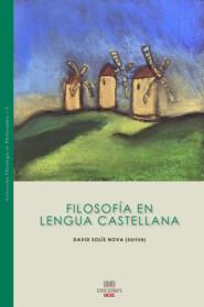 Filosofía en lengua castellana