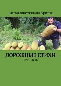 Дорожные стихи. 1994–2016