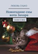 Новогодние сны кота Захара. Сказки 21века