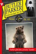 Butler Parker 181 – Kriminalroman