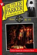Butler Parker 171 – Kriminalroman