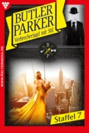 Butler Parker Staffel 7 – Kriminalroman