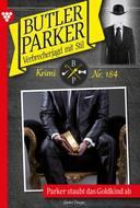Butler Parker 184 – Kriminalroman