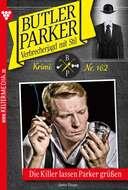 Butler Parker 162 – Kriminalroman