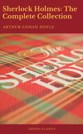 Sherlock Holmes: The Complete Collection (Active TOC) (Cronos Classics)