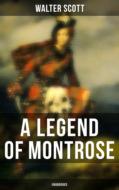 A Legend of Montrose (Unabridged)