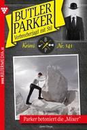 Butler Parker 141 – Kriminalroman