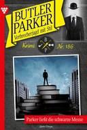 Butler Parker 186 – Kriminalroman