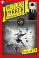 Butler Parker Staffel 11 – Kriminalroman